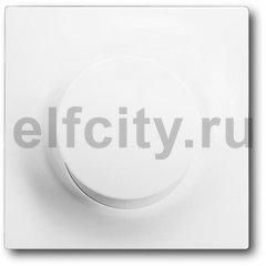 Диммер (светорегулятор) поворотный 60-600 Вт для ламп накаливания и галогенных 220В, белый бархат