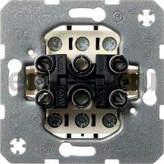 Трехклавишный выключатель Модульные механизмы