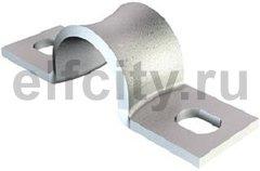 Крепежная скоба металл. однолапковая 5mm