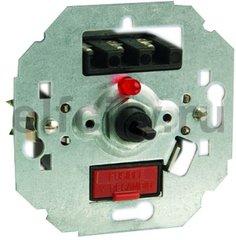 Регулятор напряжения поворотно-нажимной с подсв., переключатель, 40-500Вт 230В, S82,82N,88, механизм