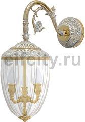 Настенный светильник Люстра - Emporio Ceiling Chandelier, цвет: золото, белая патина
