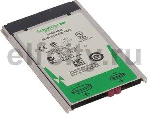 PCMCIA КАРТА 4096K RAM-FILE