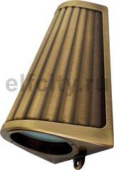 Точечный светильник Surface Lighting Bari Opaque Glass, Bright Patina