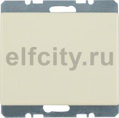 Заглушка с центральной панелью, Arsys, цвет: белый, глянцевый