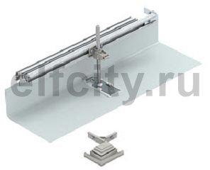 Комплект для ответвления канала OKA-G/W 300 мм направо (сталь,40-150 мм)