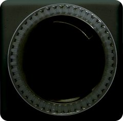 Диммер электромеханический, цвет черный