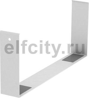 Стыковая накладка кабельного канала Rapid 80 90x210 мм (сталь,белый)