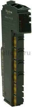 Комплект 3 мод 4 DO 30V=/230V~ 5A реле TM5ACBM12 TM5ACTB32 TM5SDO4