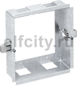 Корпус для установки в стену Modalnet 2x2 (сталь)