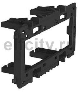 Адаптер двойной/тройной Modul45 (черный)