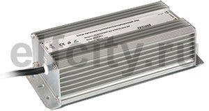 Блок питания для светодиодной ленты пылевлагозащищенный 60W 12V IP6