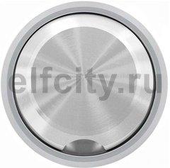 Накладка для кабельного вывода арт.8107 и выключателя со шнурком арт.8148, серия SKY Moon, кольцо хром