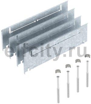 Комплект для регулирования высоты монтажного основания UZD250 (сталь,115+55 мм)