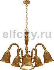 Люстра - Milazzo IV, цвет: светлое золото