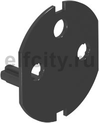 Ключ для розетки (поликарбонат,черный)