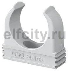 Трубный зажим OBO Quick, M16