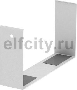 Стыковая накладка кабельного канала Rapid 80 70x130 мм (сталь,белый)