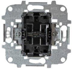 Механизм 2-клавишного переключателя, 10А/250 В