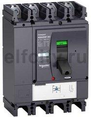 Автоматический выключатель 4П MP1 NSX400F DC