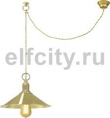 Потолочный светильник - Marsala Collection, цвет: светлое золото