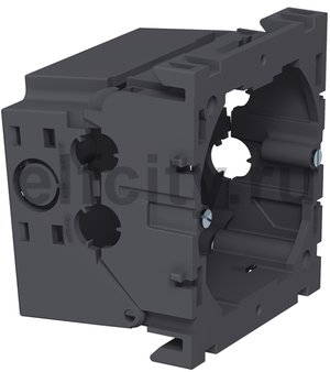 Монтажная коробка 71GD6 (полиамид,серый)