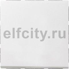 Выключатель одноклавишный перекрестный (вкл/выкл с 3-х мест) 10 А / 250 В, пластик белый глянцевый