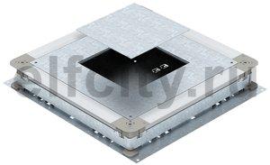 Монтажное основание UZD350-3 (h=70-125 мм) для GES4 510x467x70 мм (сталь)