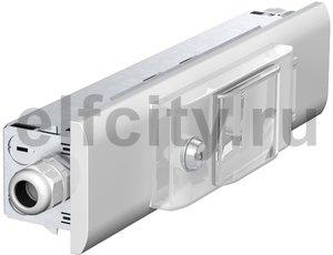 Монтажный блок IKR для установки доп.устройств 85x342x65 мм (белый)