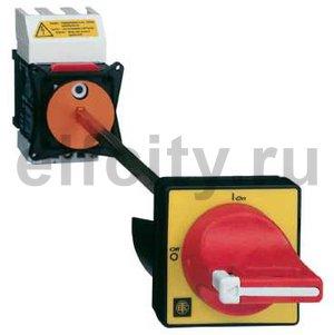 Выключатель-разъединитель главный/аварийный, 40A
