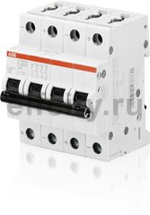 Автоматический выключатель 4P S204M K0,2UC