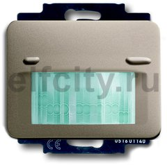 Автоматический выключатель 230 В~ , 60-420Вт, задержка выключения 10с-30мин, монтаж 1,2м, палладий