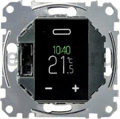 Программируемый термостат с сенсорным дисплеем