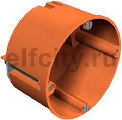 Монтажная коробка для полых стен HG 60, ⌀68mm, H47mm