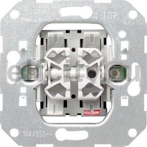 Механизм выключателя 2-клавишного