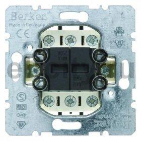 Механизм двухклавишного выключателя