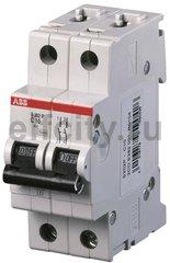 Автоматический выключатель 2P S202P K0.2