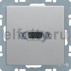 BMO VGA, Q.1/Q.3, цвет: алюминиевый, бархатный лак