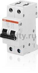 Автоматический выключатель 2P S202 C0.5