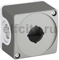 Корпус кнопочного поста CEP1-0 на 1 элемент пластиковый для компактной серии