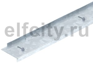 Профиль для стяжки канала OKB 1000x87x25 мм (сталь)
