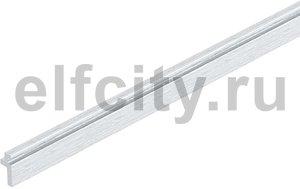 Профиль канала OKA для стыковки с напольным покрытием 2400 мм (алюминий)