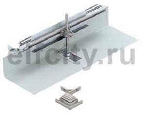 Комплект для ответвления канала OKA-G/W 500 мм налево (сталь,40-150 мм)