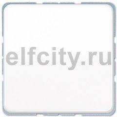 Выключатель одноклавишный, универс. (вкл/выкл с 2-х мест) 10 А / 250 В, белый