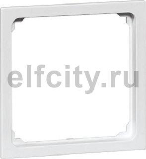Центральная пластина 50x50 мм (серебристый)