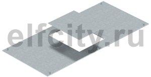 Крышка кабельного канала OKA-G/W для установки GES6 800x400x4 мм (сталь)