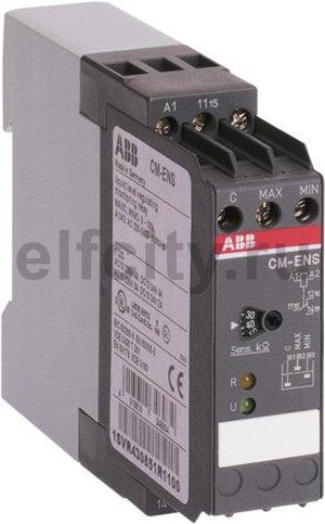 Реле контроля уровня жидкости CM-ENS с доп. изоляцией (мин/макс чувствит. 5-100кОм) 220-240В АС, 1ПК