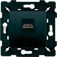 Розетка HDMI, черный