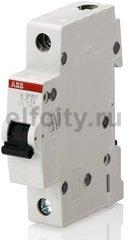 Автоматический выключатель 1P SH201 C 1