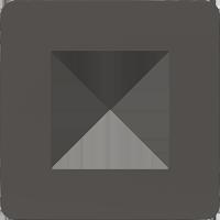 Рамка Unica Studio Color (дымчато-серый/антрацит)