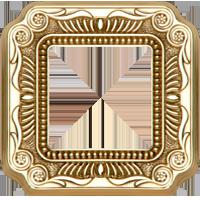 Рамка Toscana Firenze (блестящее золото)